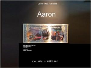 Aaron Dollard Dark Vador